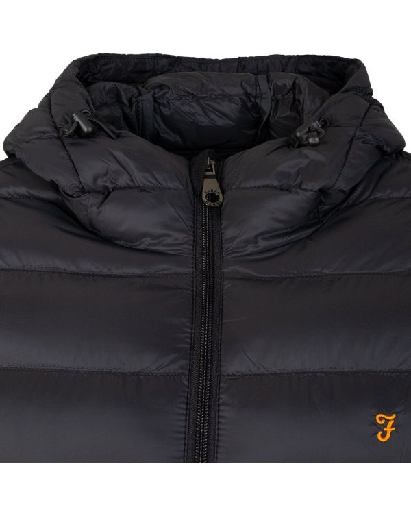 Strickland Hooded Puffer Jacket