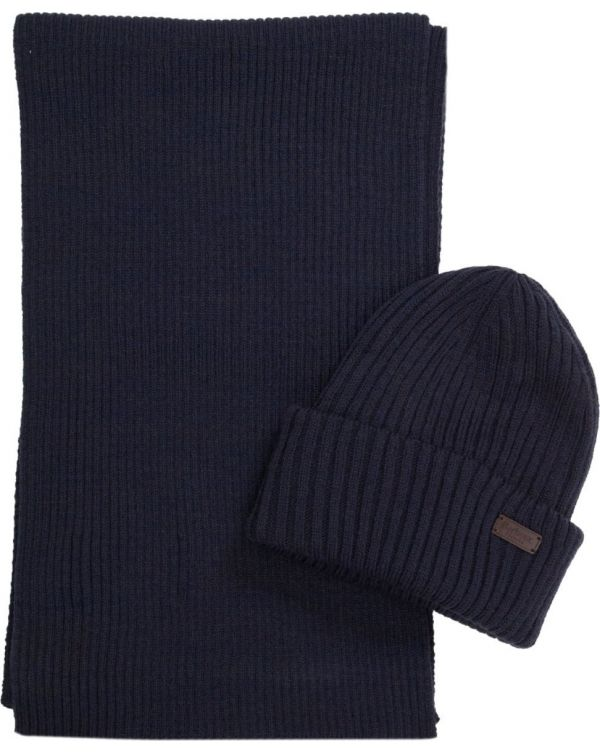 Crimdon Beanie And Scarf Gift Set