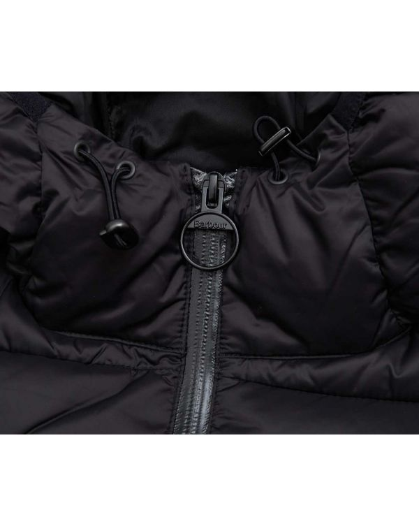 International Ouston Hooded Quilt Jacket