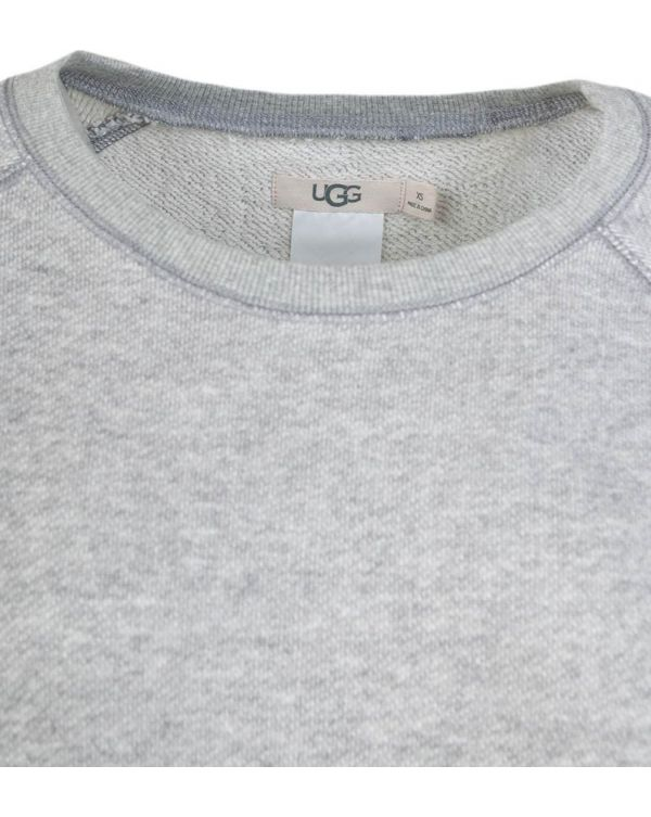 Taped Logo Crew Neck Sweat