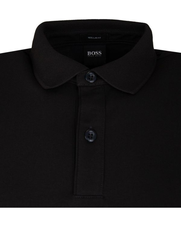 Pavel Large Logo Polo Shirt