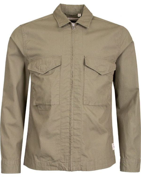 Connor Cotton Ripstop Overshirt