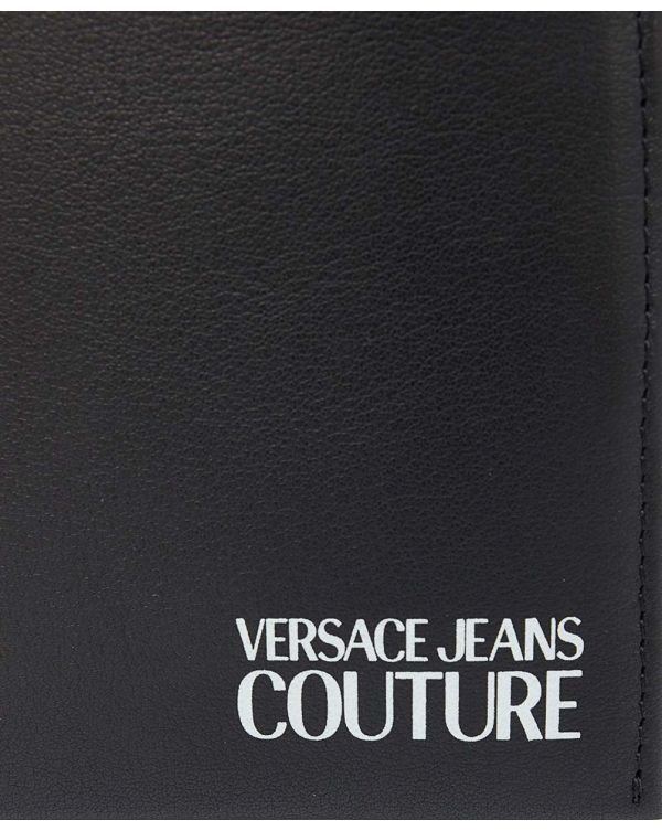 Couture Logo Leather Wallet