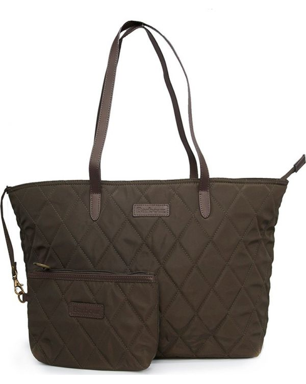 Witford Quilted Tote