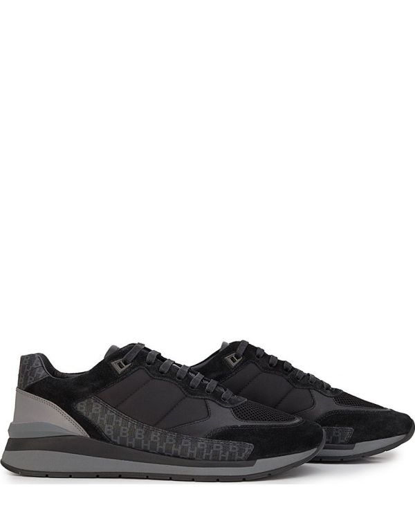 Element Hb Leather Trainers