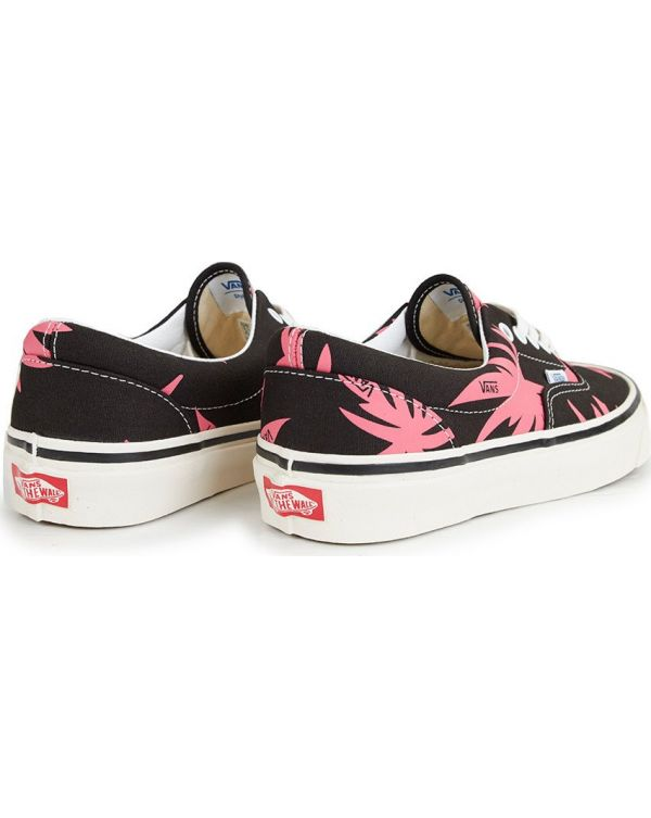 Era 95 Dx Summer Leaf Canvas Trainers