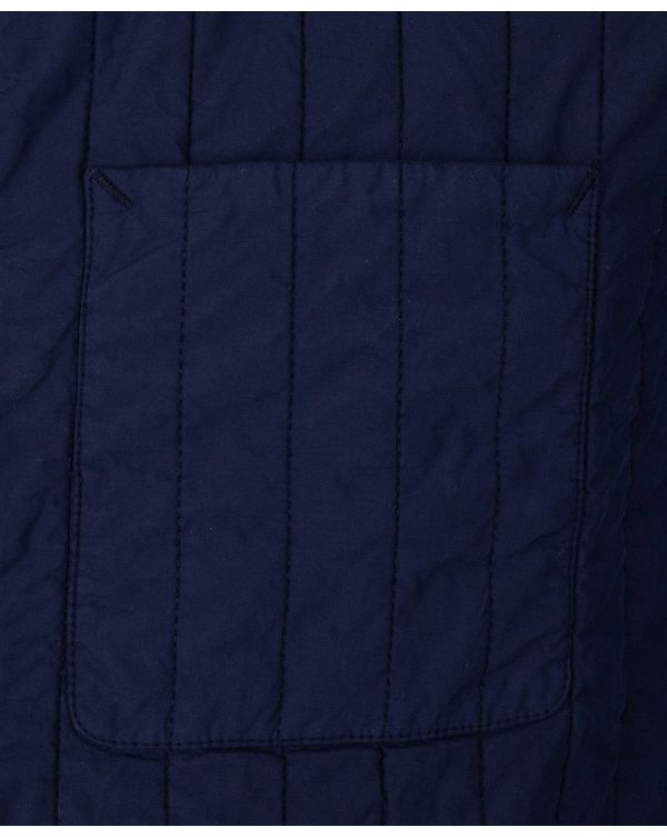 Quilted Over Shirt