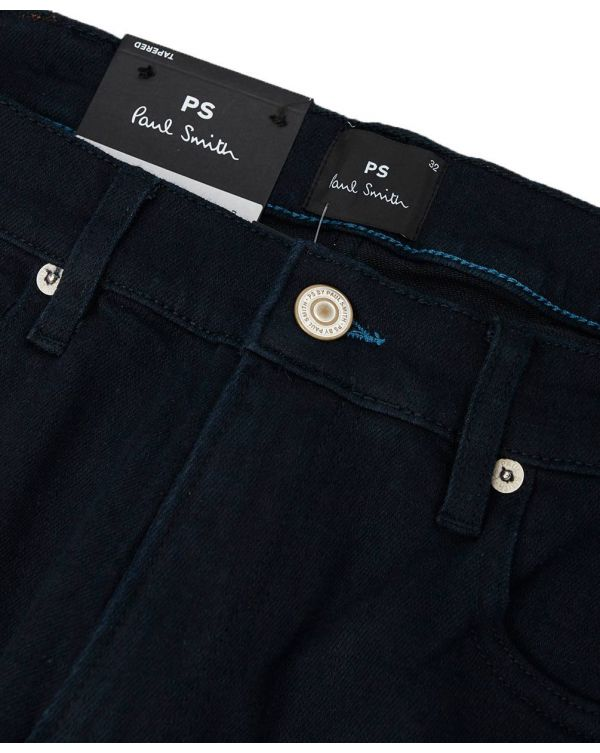 Tapered Fit Jeans