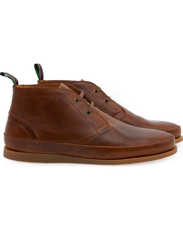 Cleon Leather Boots