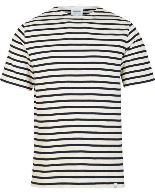 Godfred Classic Compact Striped T-Shirt