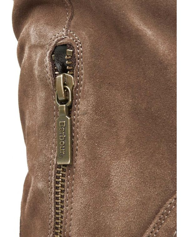 Elena Knee High Slouch Boots