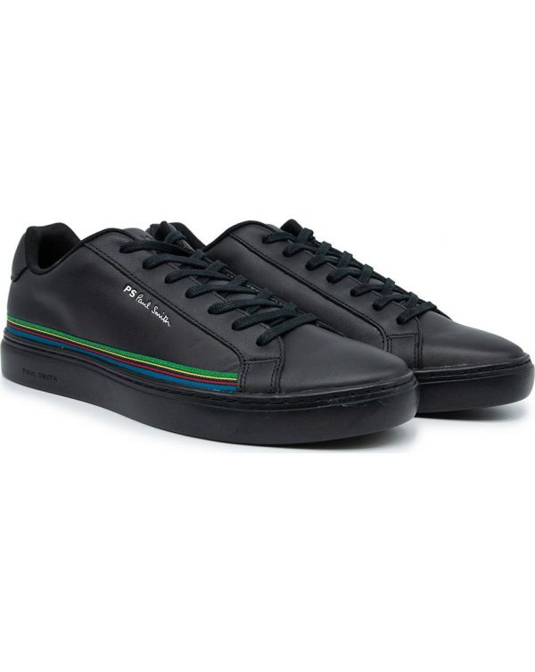 Rex Leather Stripe Trainers