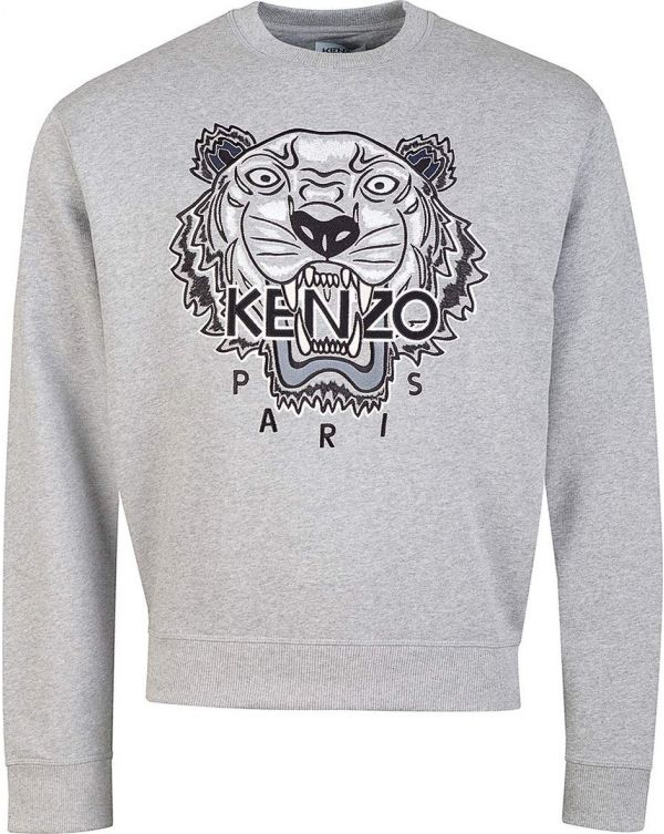 Icons Tiger Crew Neck Sweat