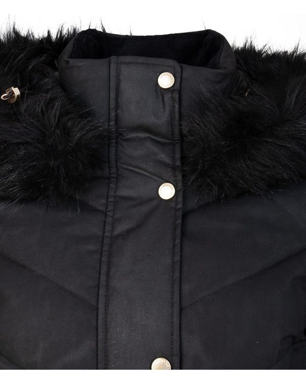 Castle Combe Waxed Padded Jacket