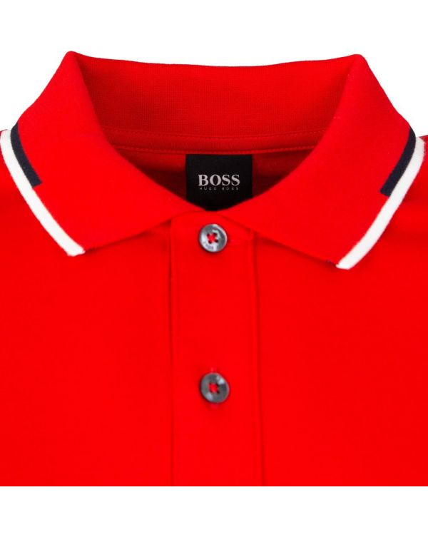 Parlay 104 Tipped Collar Polo Shirt