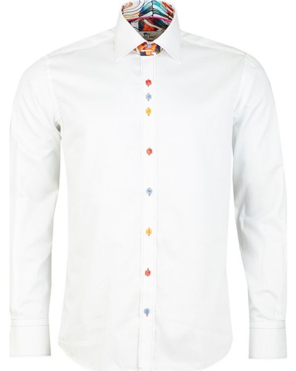 Stained Glass Trim Shirt