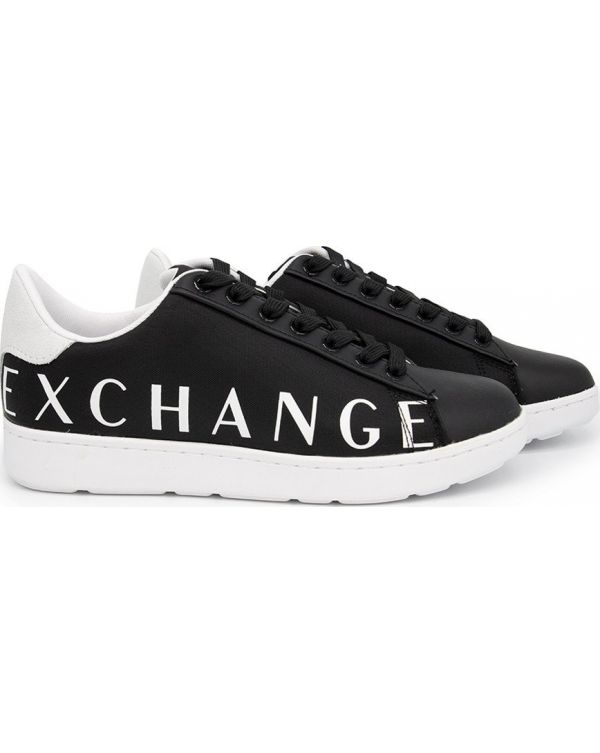Bold Logo Trainers