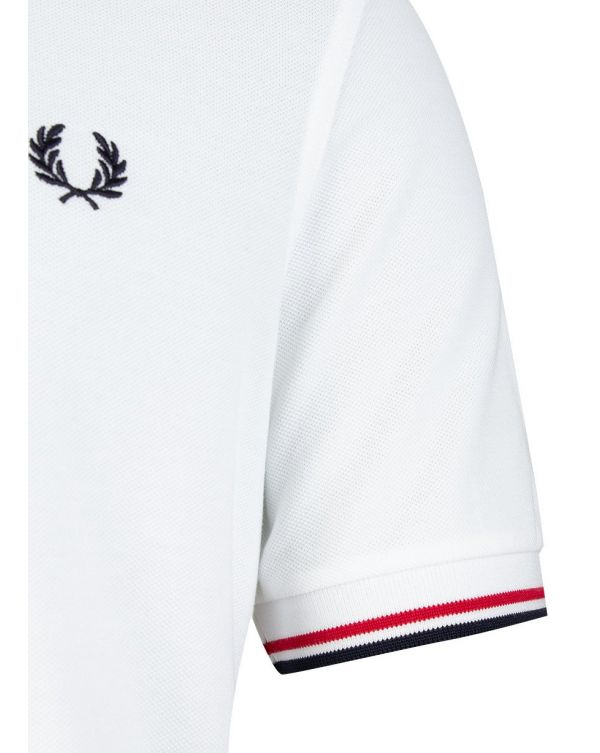 Regular Fit Twin Tipped Polo