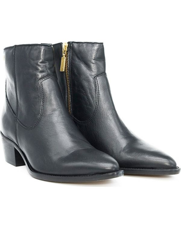 Isabel Western Ankle Boots