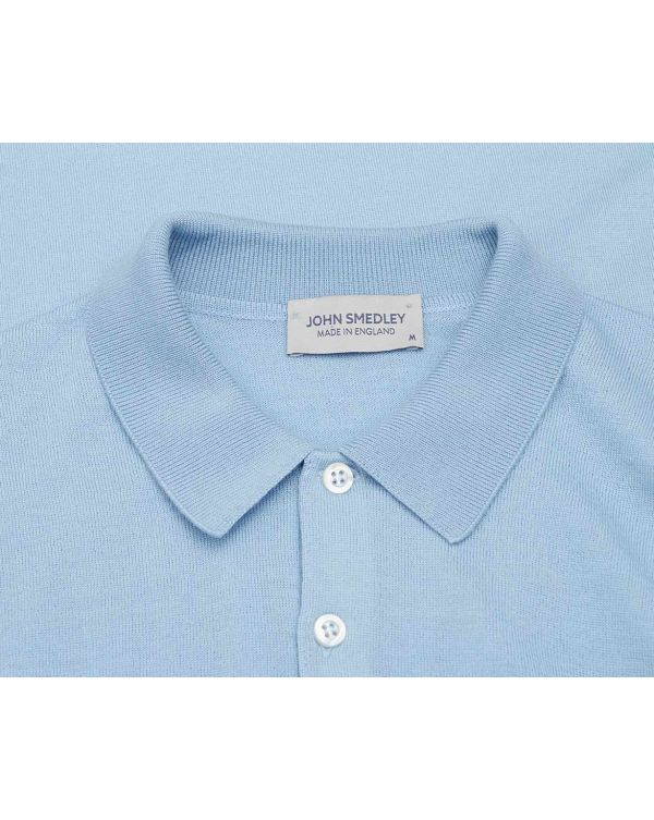 Belpe Long Sleeved Knitted Polo