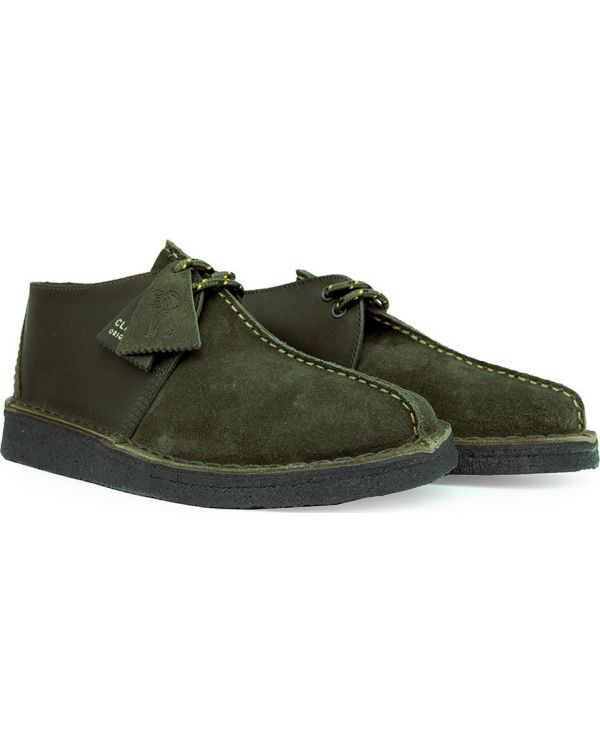 Suede Desert Trek Shoes
