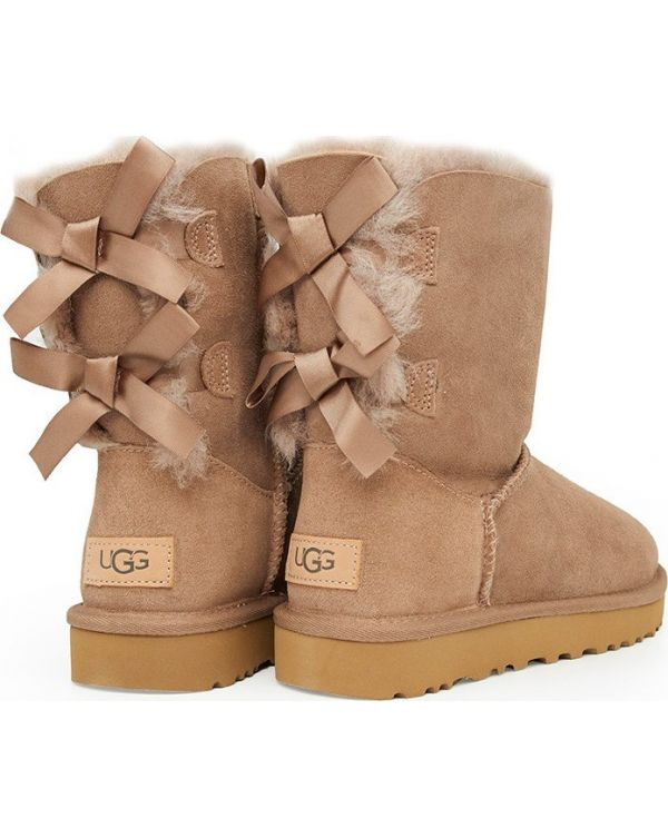 New Bailey Bow Shearling Boots