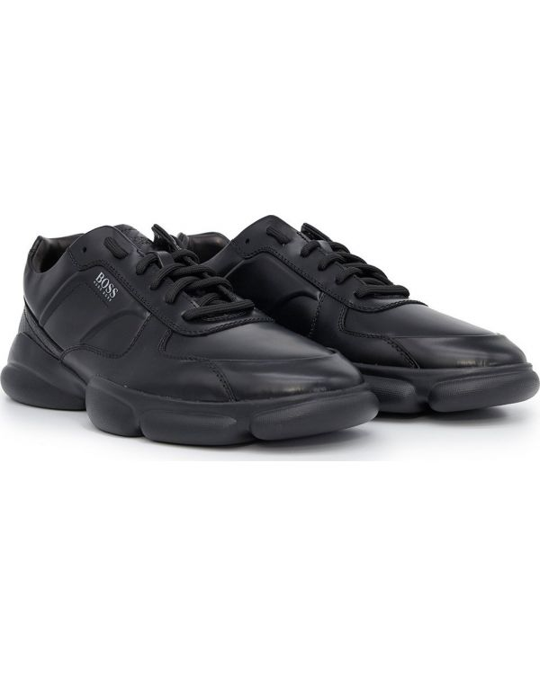 Rapid Leather Trainers