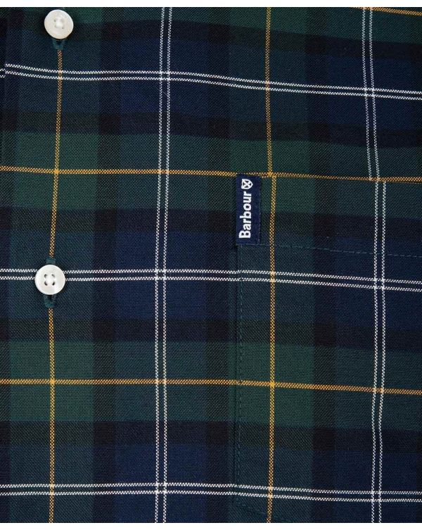 Tartan 6 Tailored Fit Checked Shirt