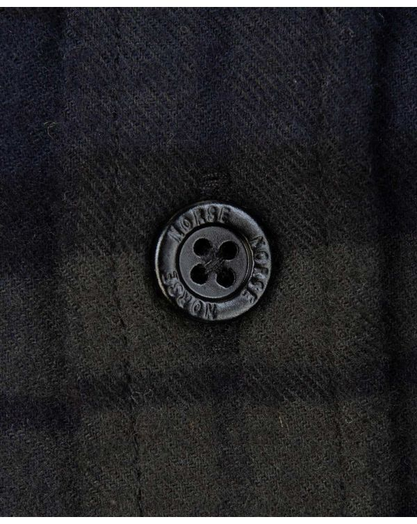 Anton Brushed Flannel Check Shirt