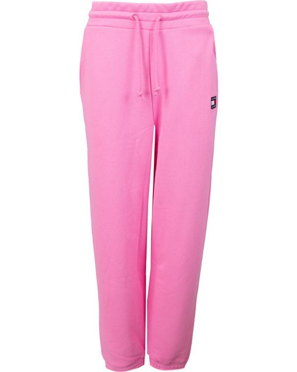 Badge Logo Relaxed Fit Jogging Bottoms