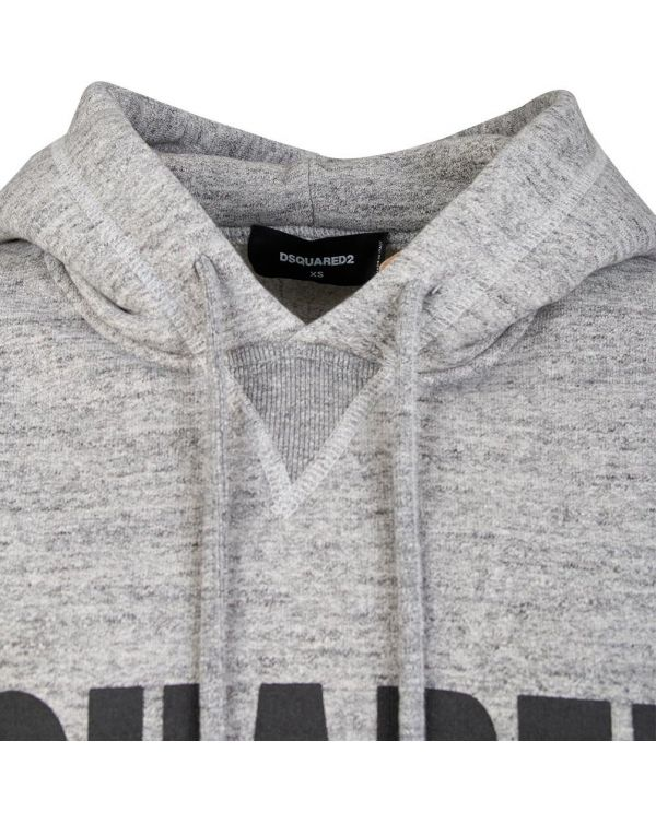 Cool Fit Bold Logo Pull Over Hoody