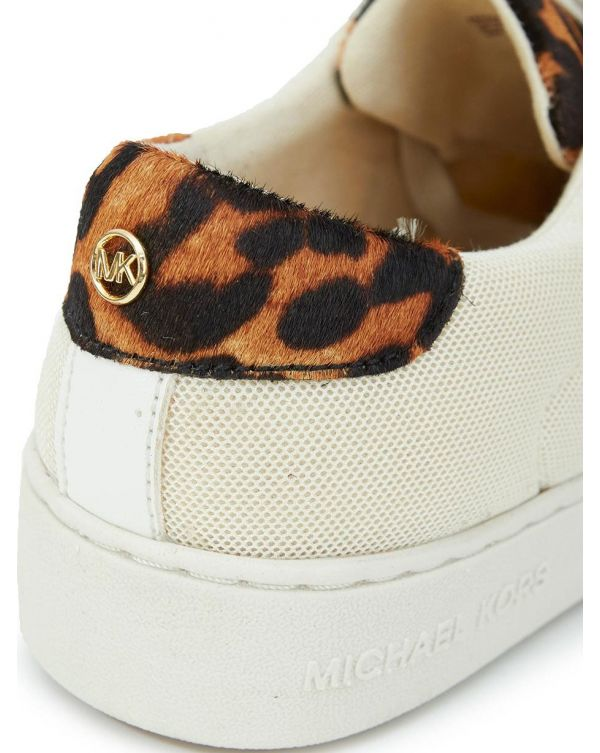 Irving Cheetah Stripe Trainers