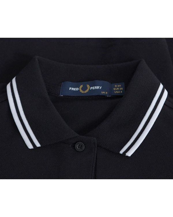 Authentic Twin Tipped Cotton Polo