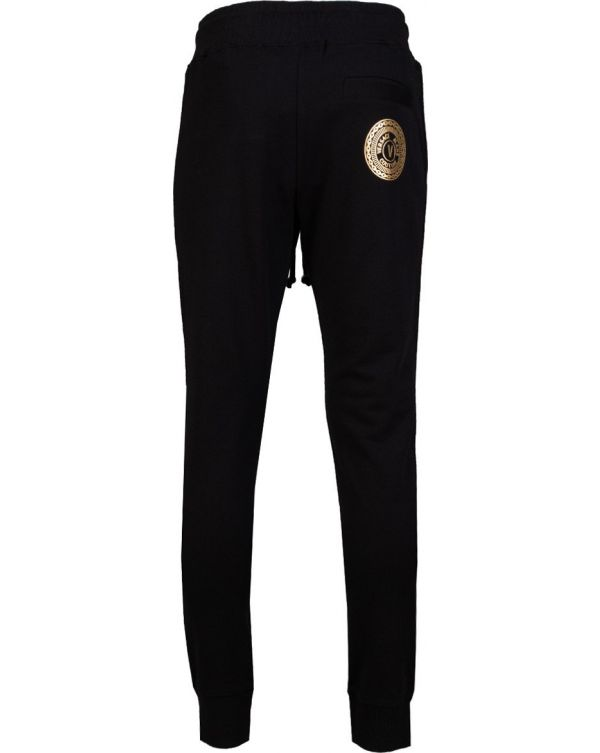 Embroidered Circle Logo Joggers