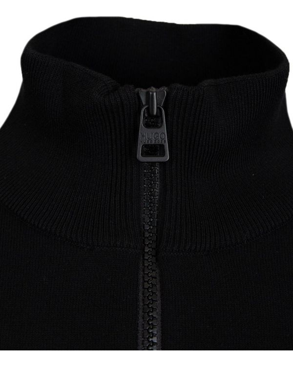 San Giuseppe Patch Quarter Zip Jumper