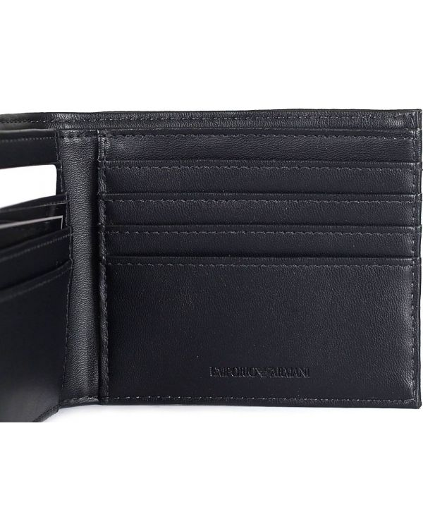 Eagle Badge Bilfold Wallet