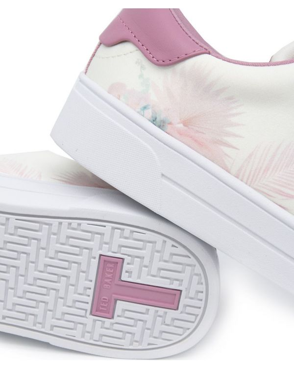 Print Cupsole Trainers