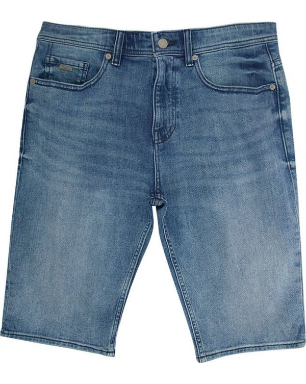 Taber Tapered Fit Denim Shorts