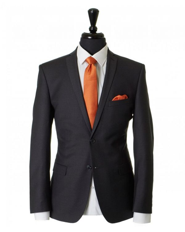 Single Breasted Slim Fit Suit