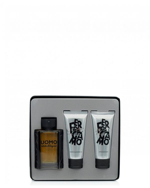 Uomo Ferragamo Original 100ml Gift Set