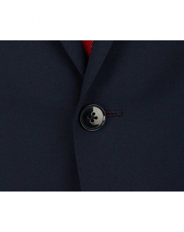 Two Button Slim Fit Jacket