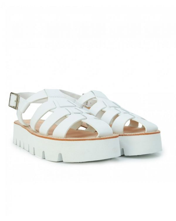 Chunky Sole Full Sandals