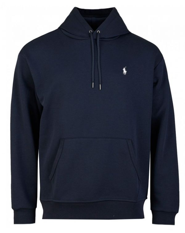 Oversize Polo Pullover Hoody