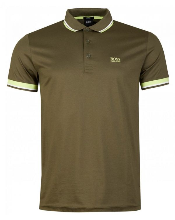 Paddy Ap Tipped Polo