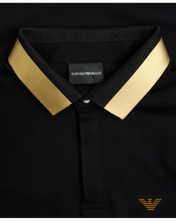 Gold Tipped Polo