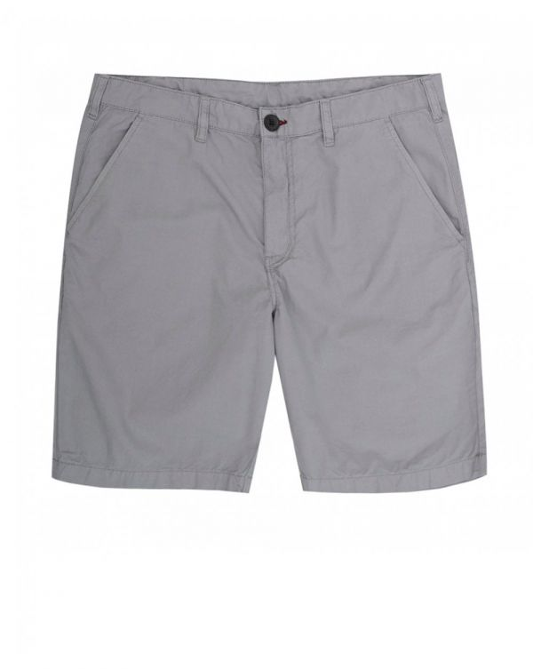 Standard Fit Paper Weight Chino Shorts