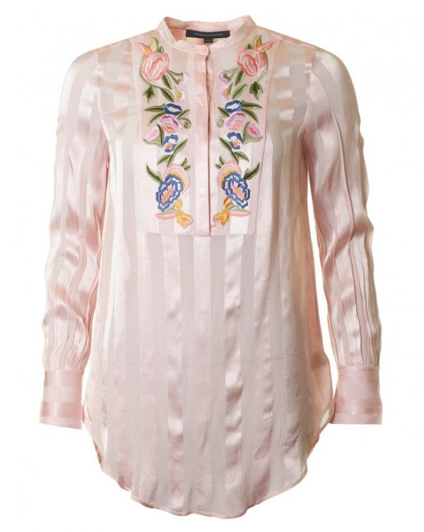 Ktlina Embroidered Shirt