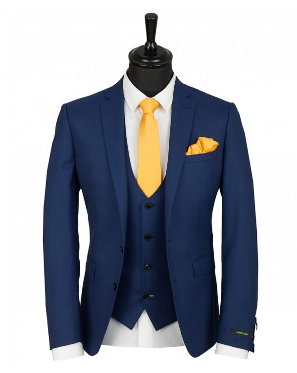 Luca Slim Fit Mix And Match Waistcoat