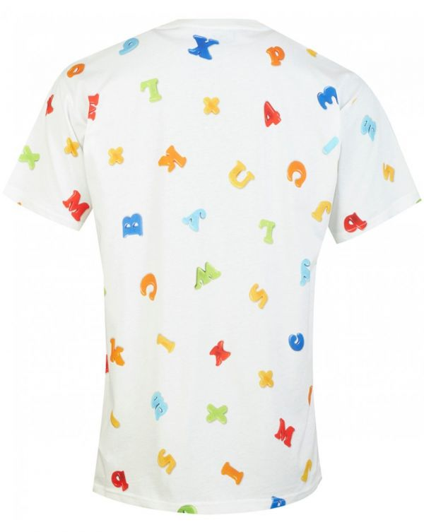 All Over Magnets Print T-shirt