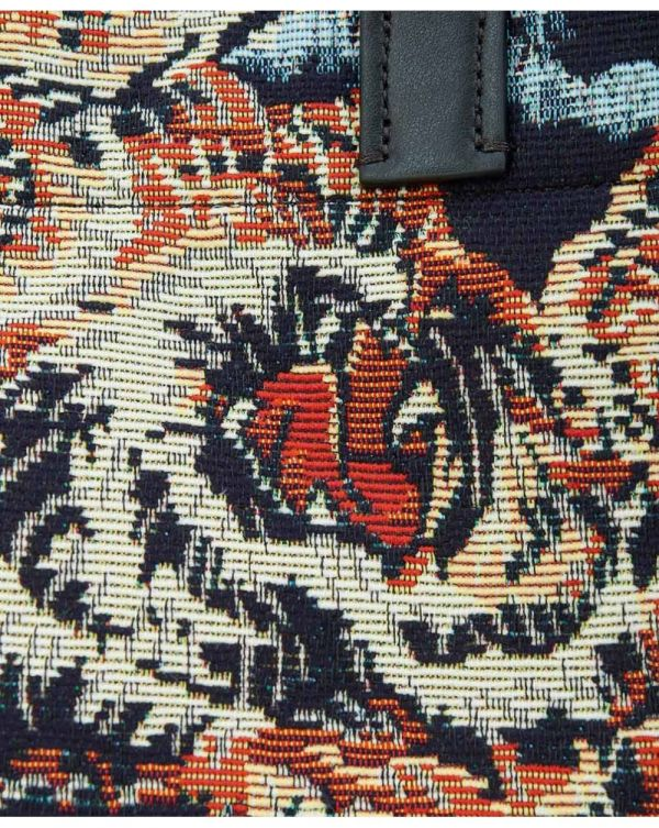 Iconic Small Tiger Tote Bag